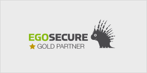 EgoSecure Gold Partner